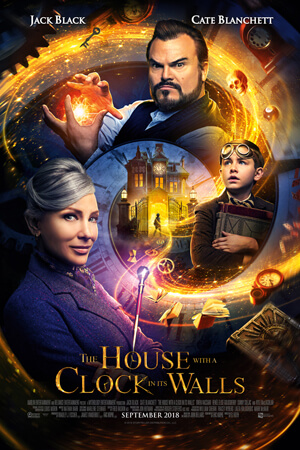 The House With A Clock In It's Walls Movie Poster