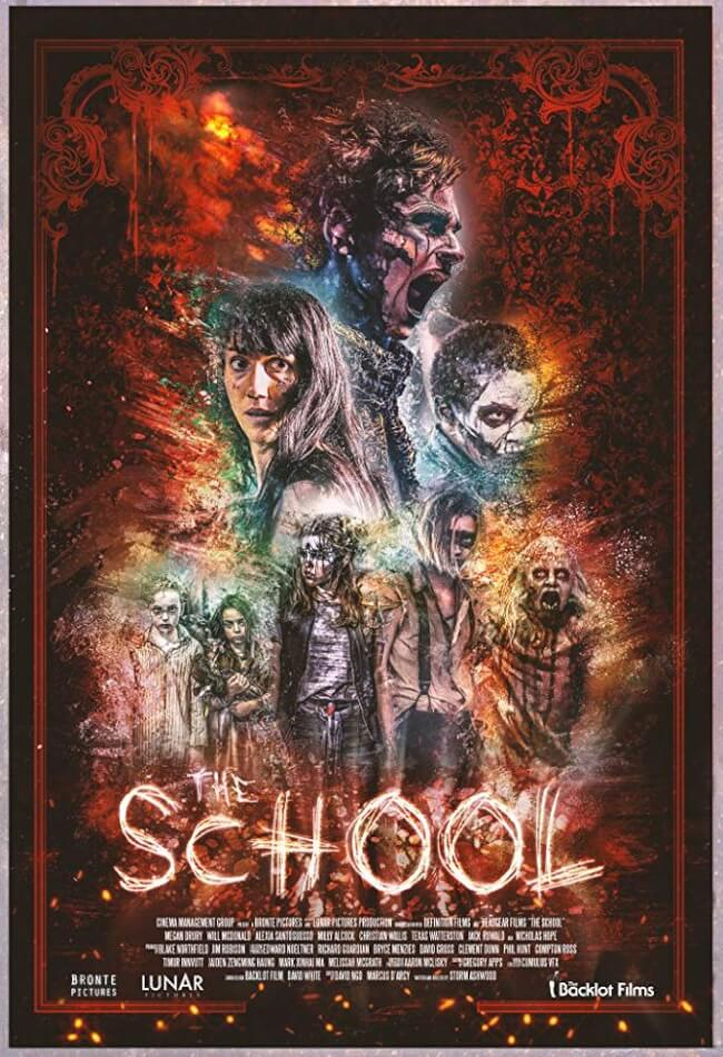 The School Movie Poster