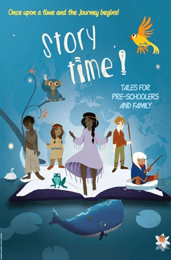 Story Time Movie Poster