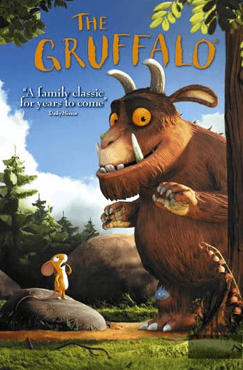 The Gruffalo & The Gruffalo's Child Movie Poster