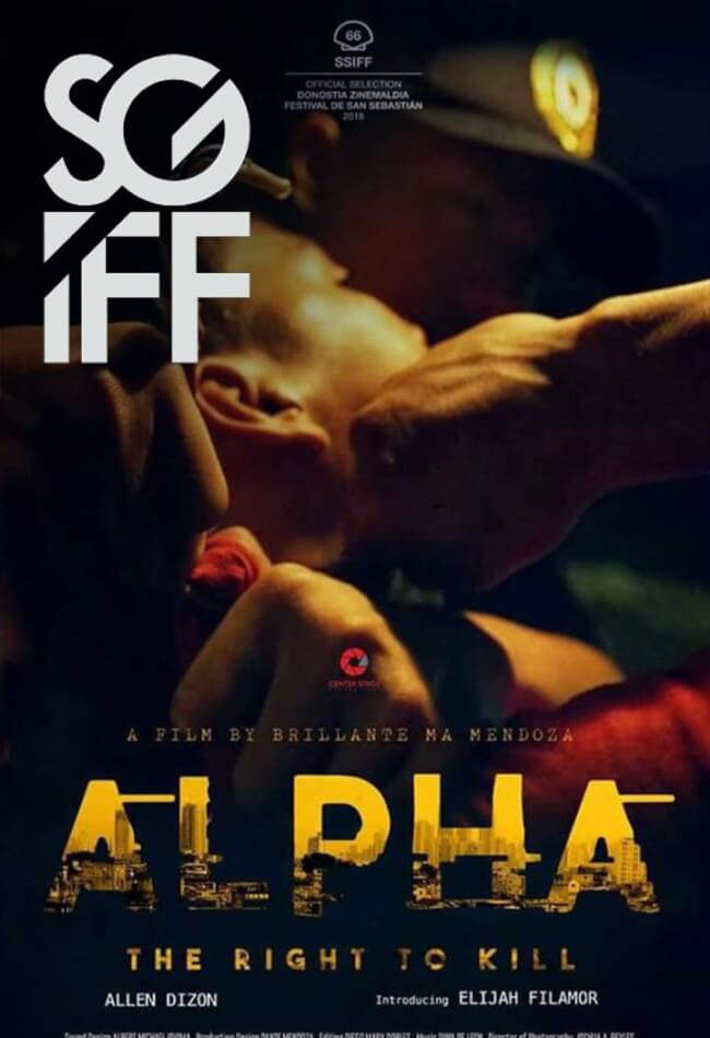 Alpha, The Right To Kill Movie Poster