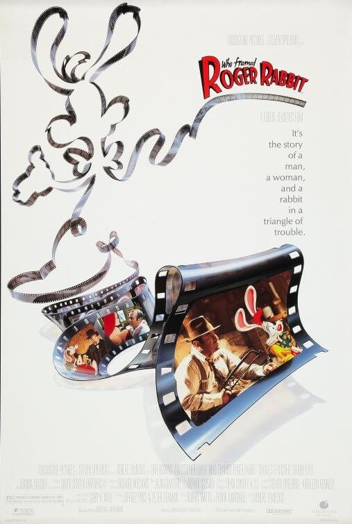 Who Framed Roger Rabbit? Movie Poster