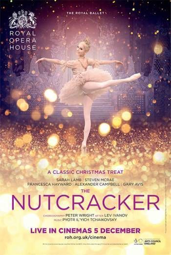 Royal Opera House: The Nutcracker (2019)  Movie Poster