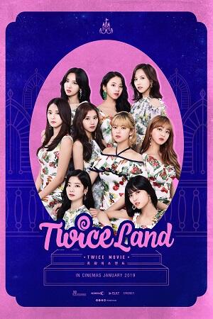 Twiceland: Twice Movie Movie Poster