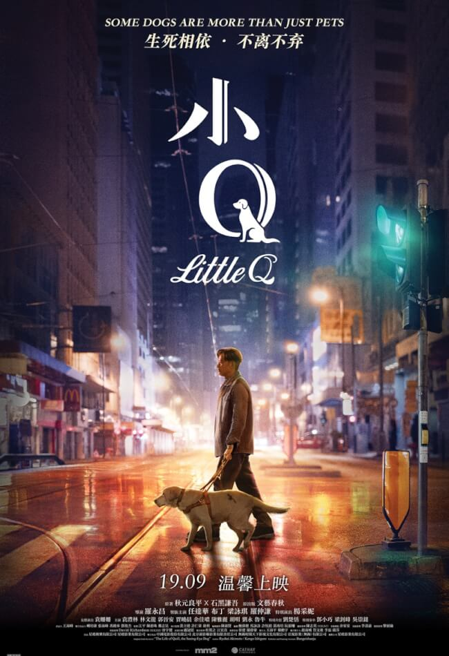 Little Q Movie Poster