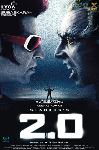 2.0 (Tamil)  Movie Poster