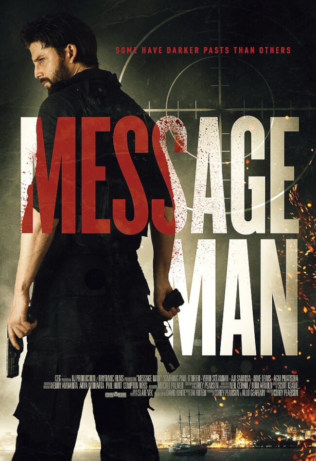 Message man Movie Poster