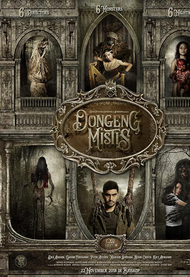 Dongeng mistis Movie Poster