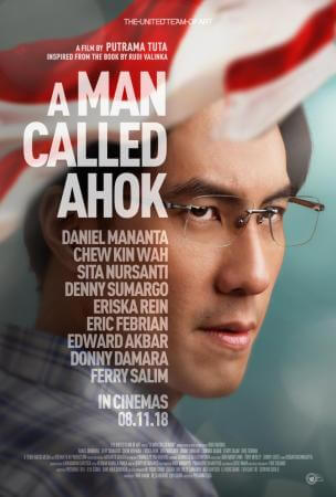 A man called ahok Movie Poster