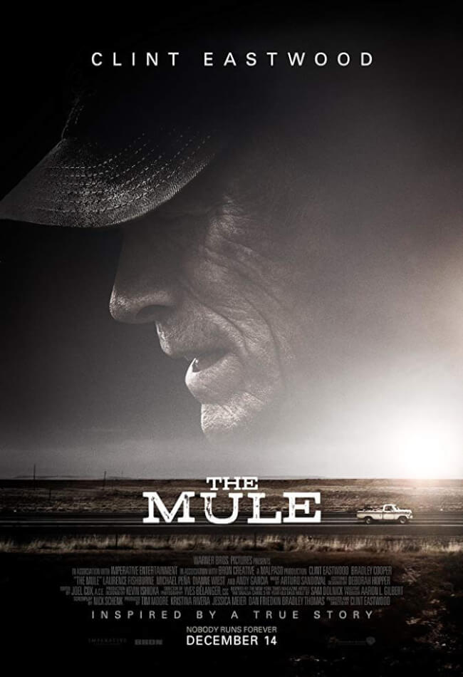 The Mule Movie Poster