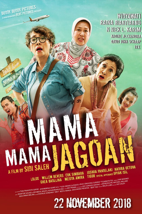 Mama mama jagoan Movie Poster