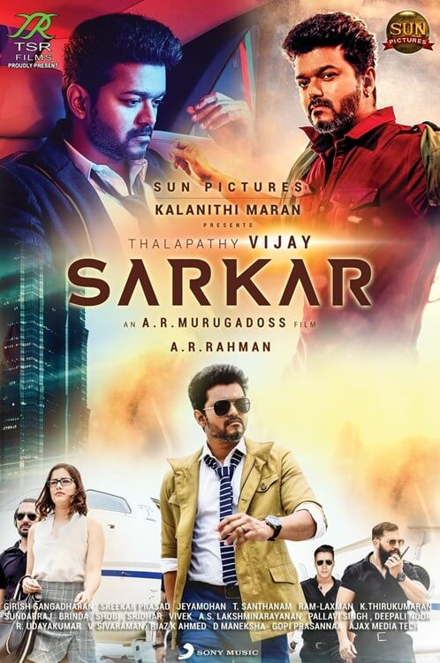 Sarkar 2018 Dual Audio 720p UNCUT HDRip 1.2GB