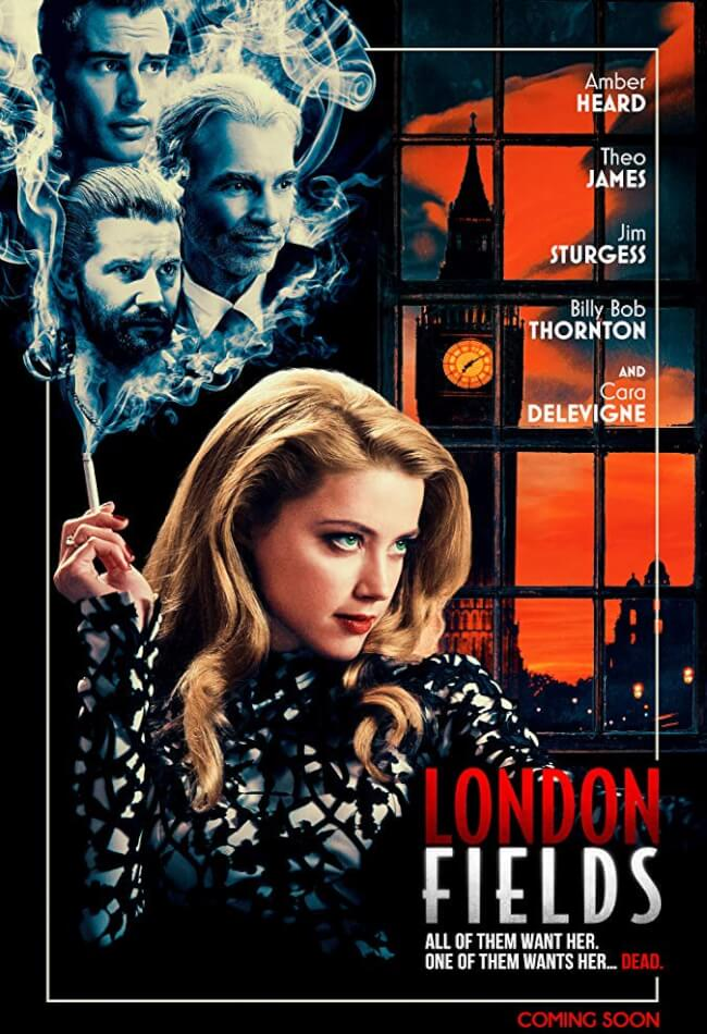 London Fields (2018) Showtimes, Tickets & Reviews | Popcorn Singapore