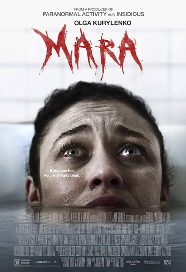 Mara Movie Poster
