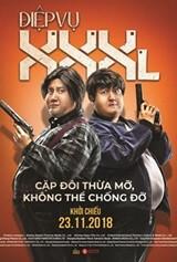 ĐIỆP VIÊN XXXL Movie Poster
