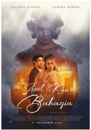 Asal kau bahagia Movie Poster