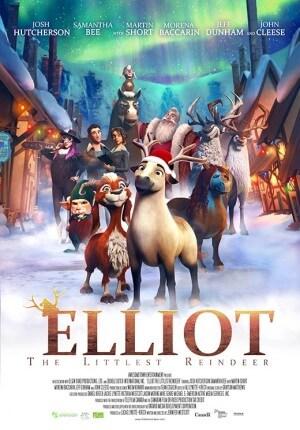 Elliot the littlest reindeer Movie Poster