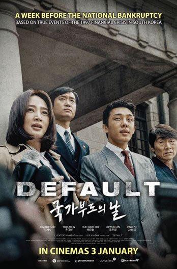 Default (2019) Showtimes, Tickets & Reviews | Popcorn Singapore