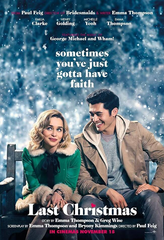 Last Christmas 2019 Showtimes Tickets Reviews Popcorn Malaysia
