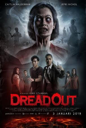 Dreadout Movie Poster