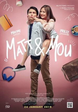 Matt & mou Movie Poster