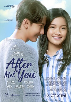 After met you Movie Poster