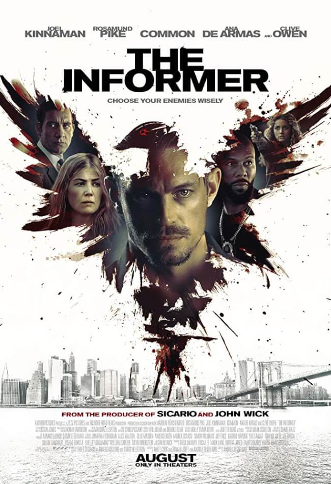 The Informer Movie Poster