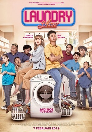 Laundry show Movie Poster