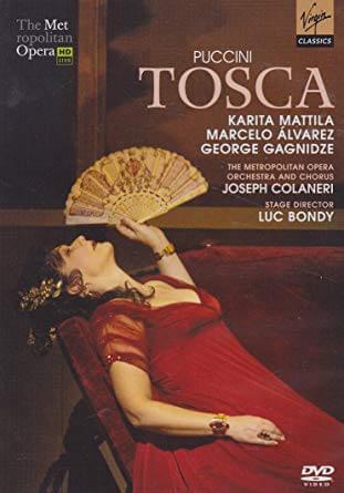 Metropolitan Opera: Puccini: Tosca Movie Poster