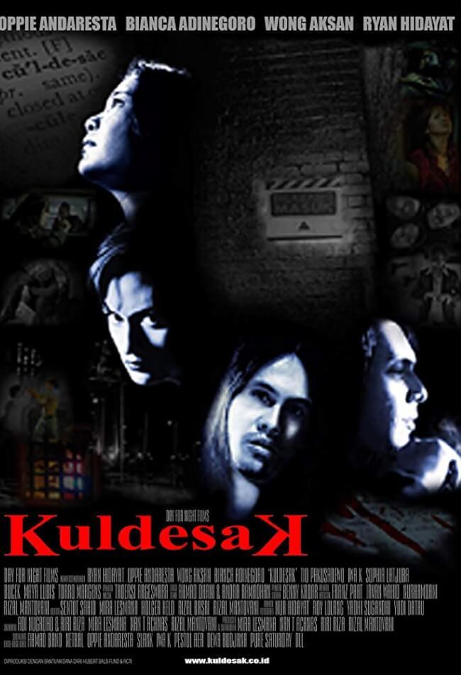 Kuldesak Movie Poster