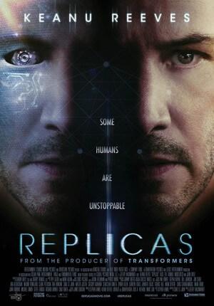 Replicas Movie Poster
