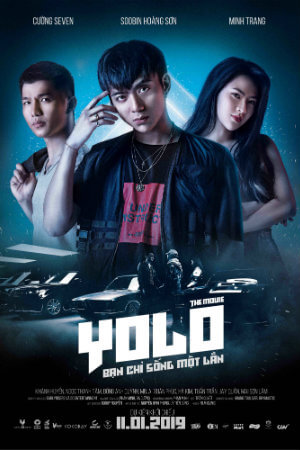 YOLO Movie Poster