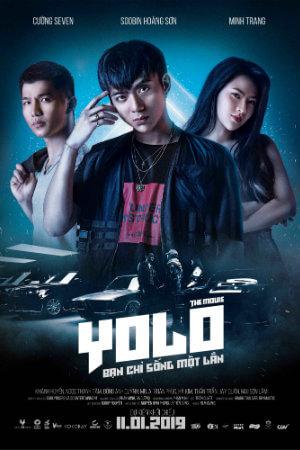 YOLO Movie Poster