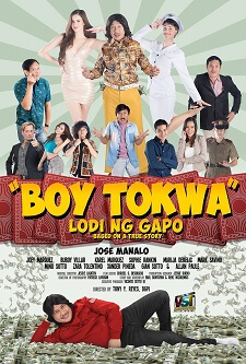 Boy Tokwa: Lodi ng Gapo Movie Poster