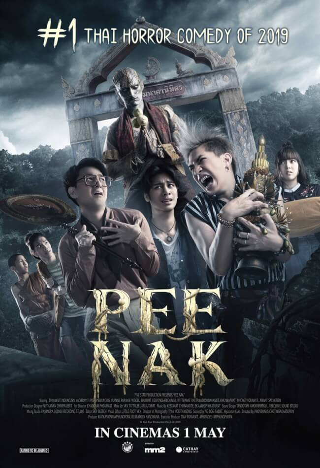 Pee Nak (2019) Showtimes, Tickets & Reviews | Popcorn Singapore