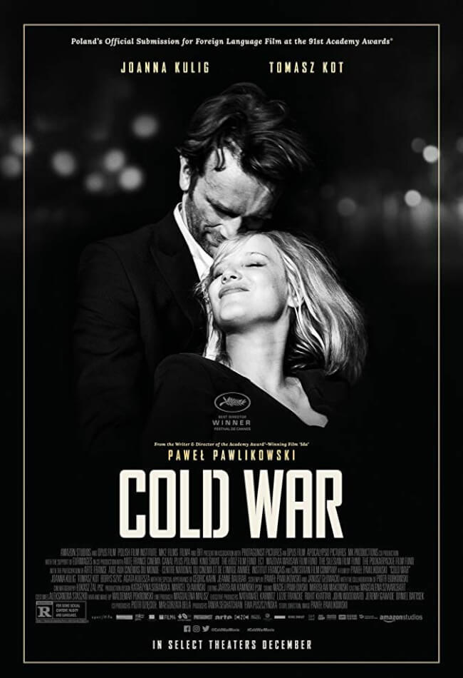 Cold War (2019) Showtimes, Tickets & Reviews | Popcorn Singapore