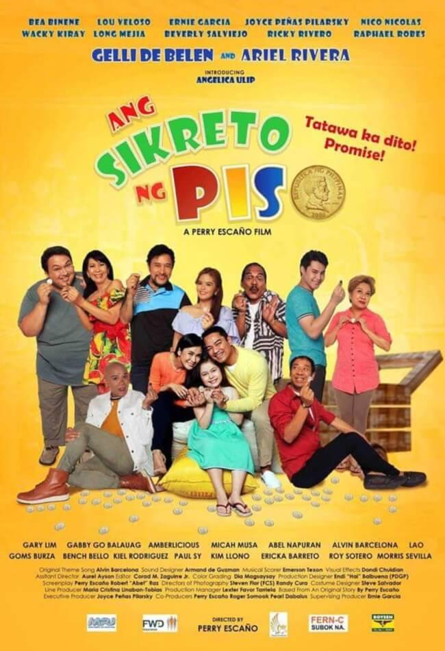 Ang Sikreto Ng Piso Movie Poster