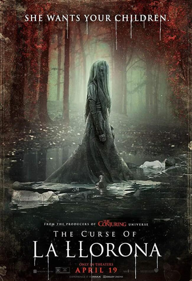 The Curse of La Llorona Movie Poster