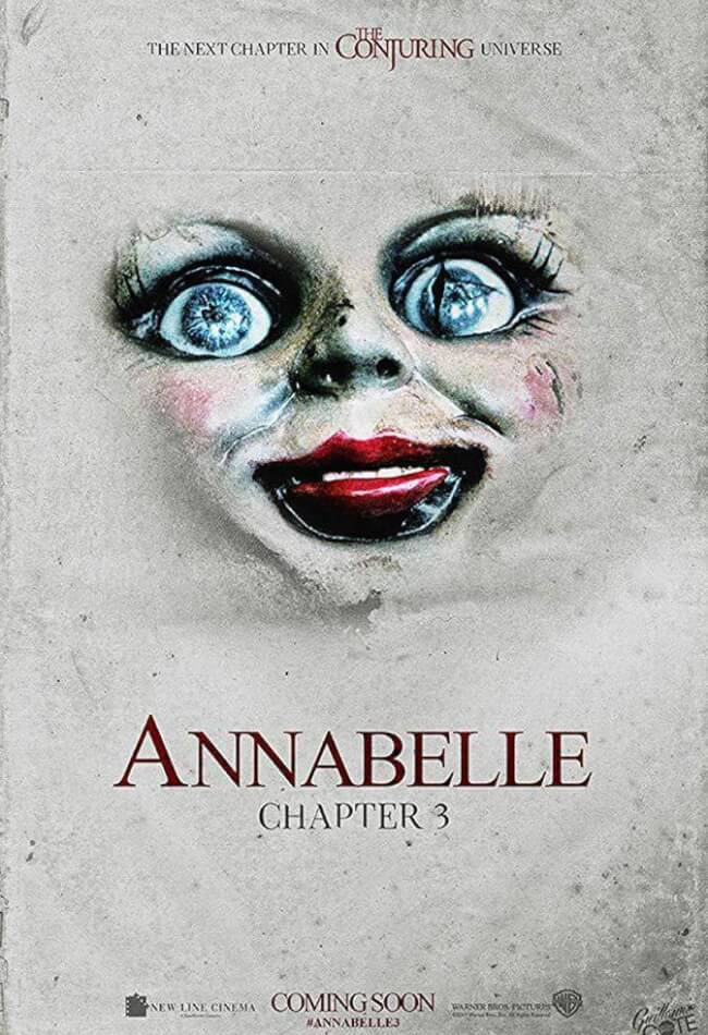 Annabelle Chapter 3 Movie Poster