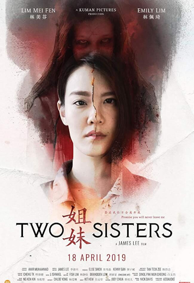 Two Sisters Movie Poster