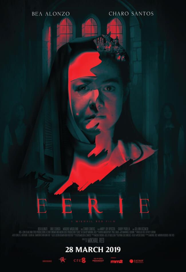 Eerie Movie Poster