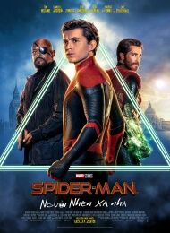 SPIDER MAN: FAR FROM HOME Movie Poster