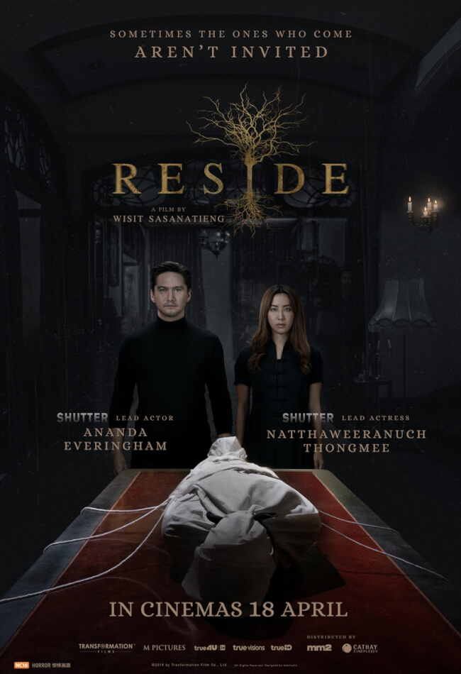 Reside Movie Poster