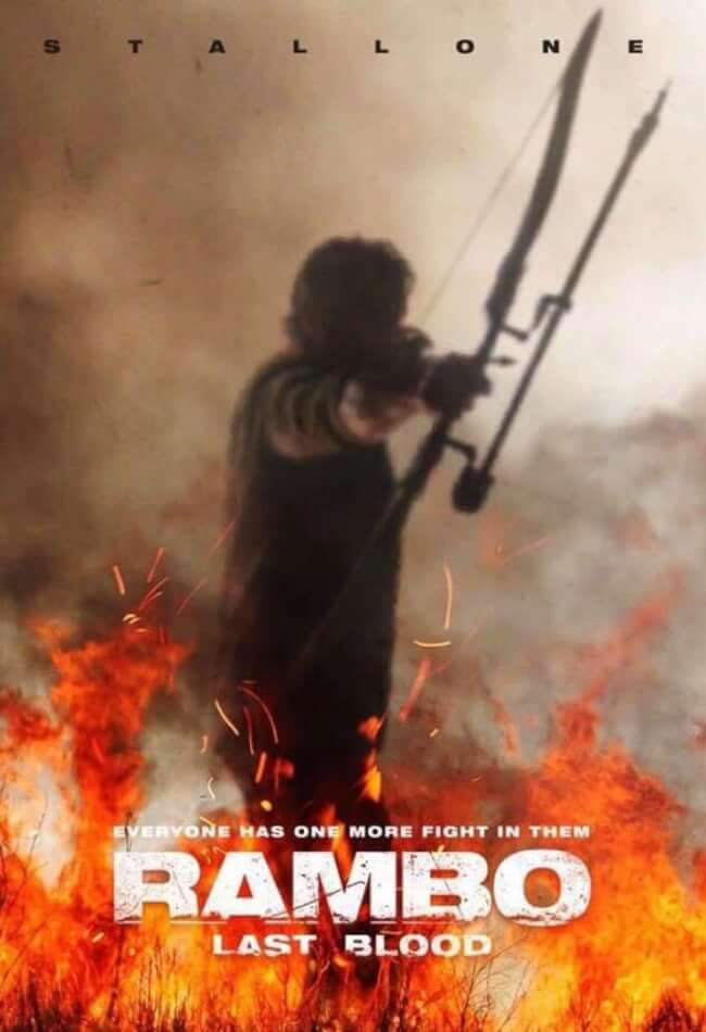 Rambo 5 Last Blood 2019 Showtimes Tickets Reviews Popcorn Thailand