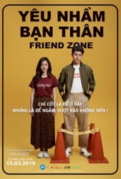 FRIEND ZONE Movie Poster