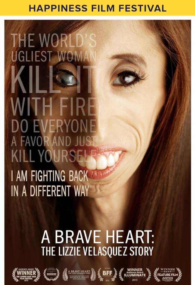 A Brave Heart Movie Poster