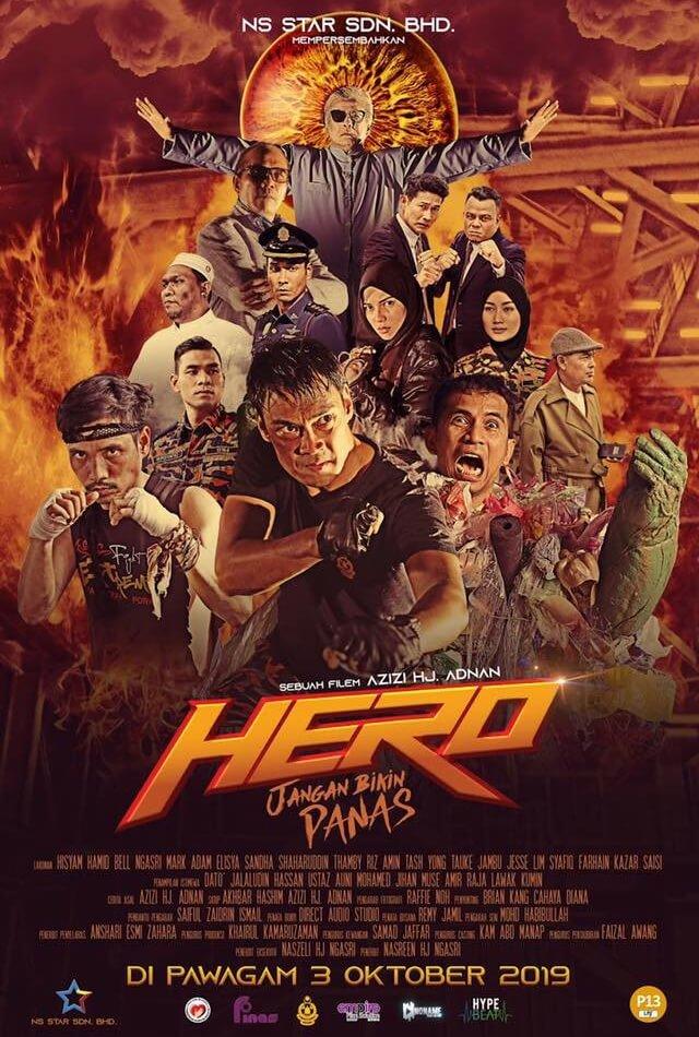 Hero Jangan Bikin Panas 2019 Showtimes Tickets Reviews Popcorn Malaysia