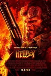 HELL BOY Movie Poster