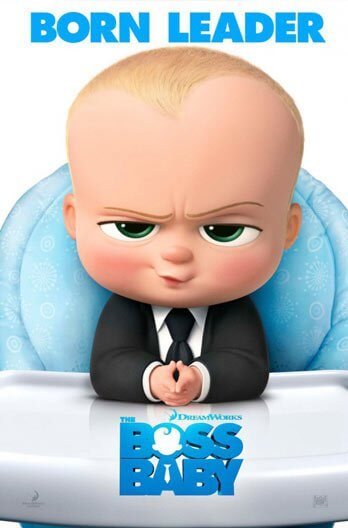 THE BOSS BABY Movie Poster