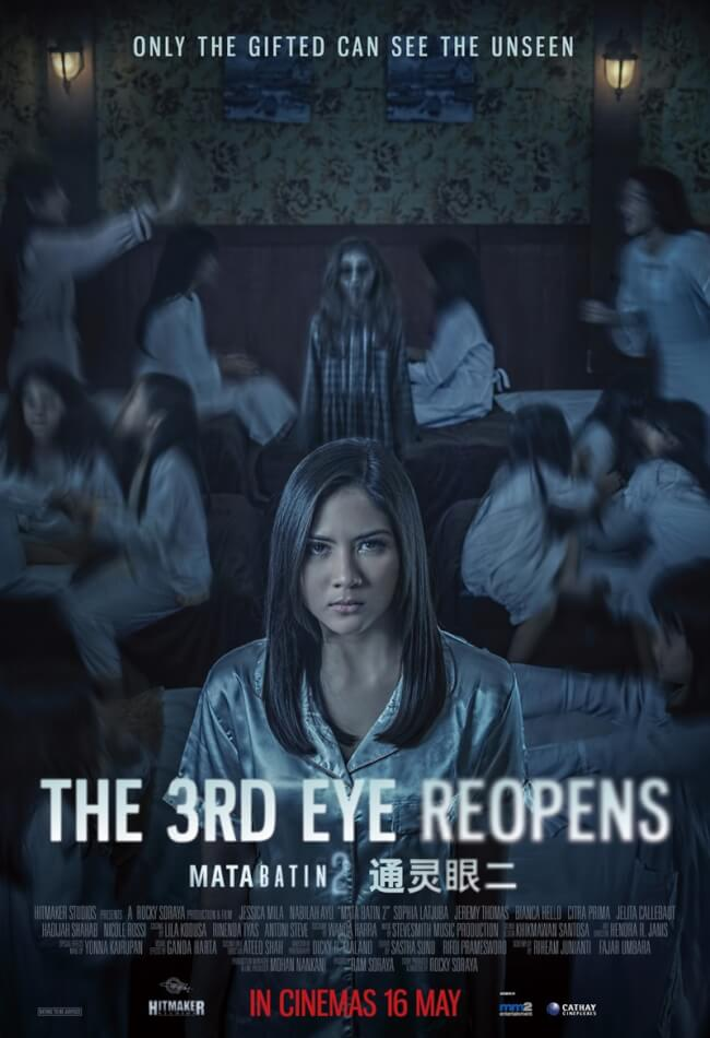 The 3rd Eye Reopens Movie Poster